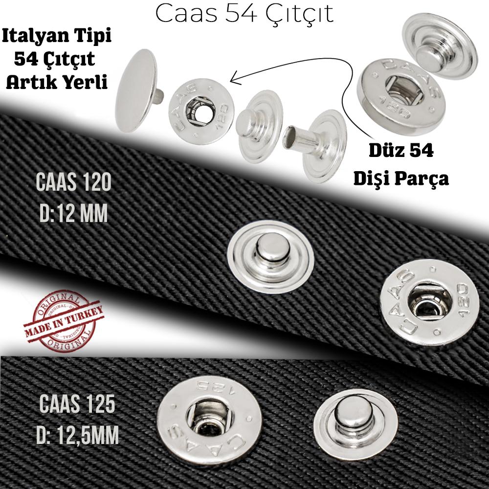 Yeni Üretim - CAAS 54 Çıtçıt