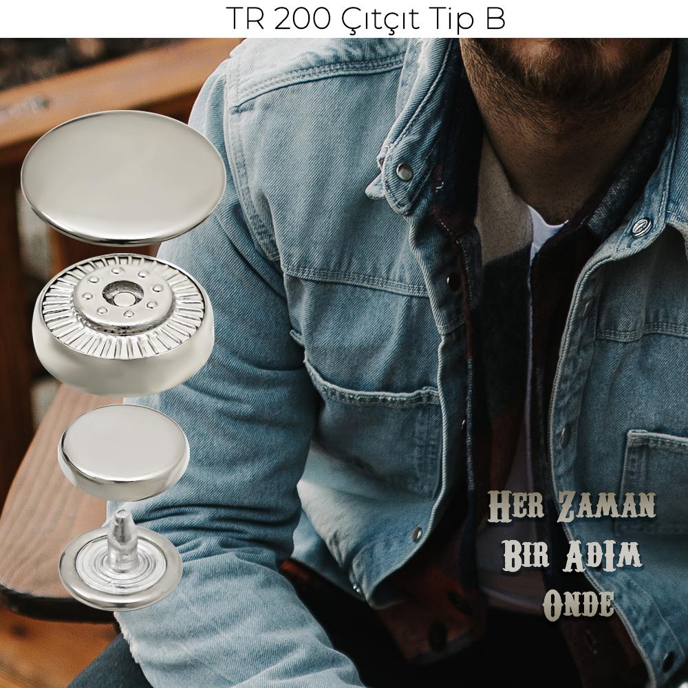 Yeni Üretim - TR 200 Çıtçıt Tip B