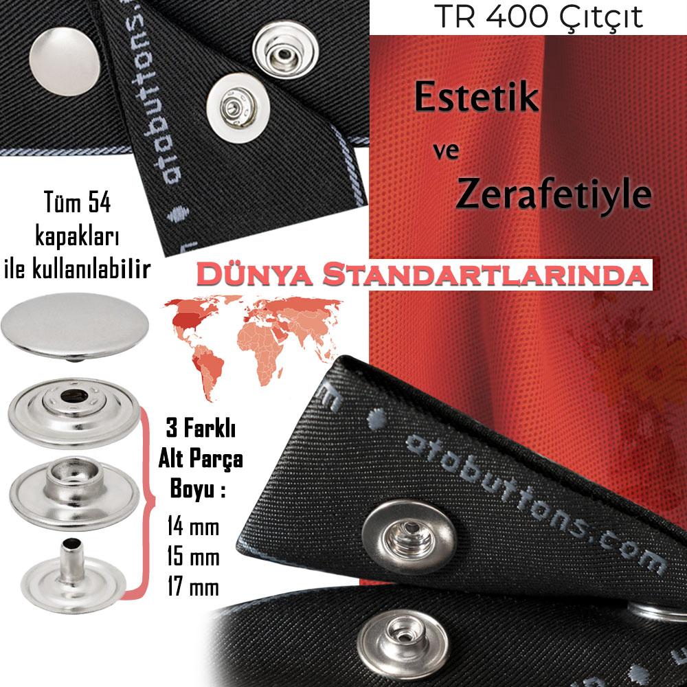 Yeni Üretim - TR 400 Çıtçıt