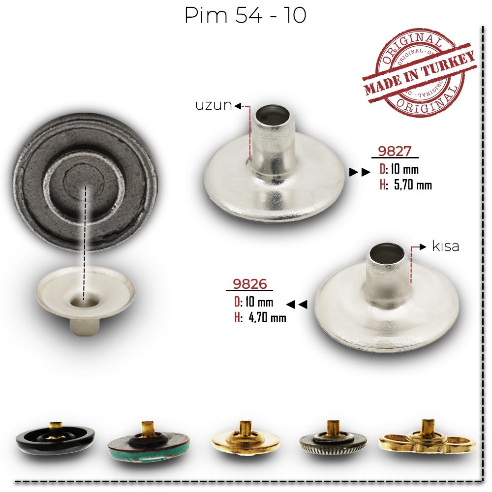 Yeni Üretim - Pim 54 - 10