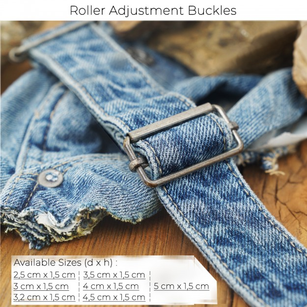 New Production - Roller Adjustment Buckles