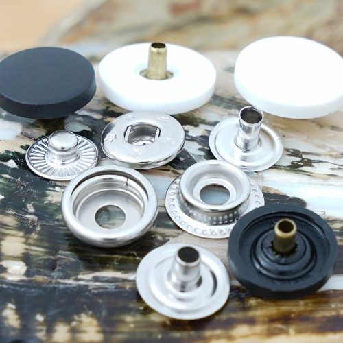 Nylon Spring Snap Buttons